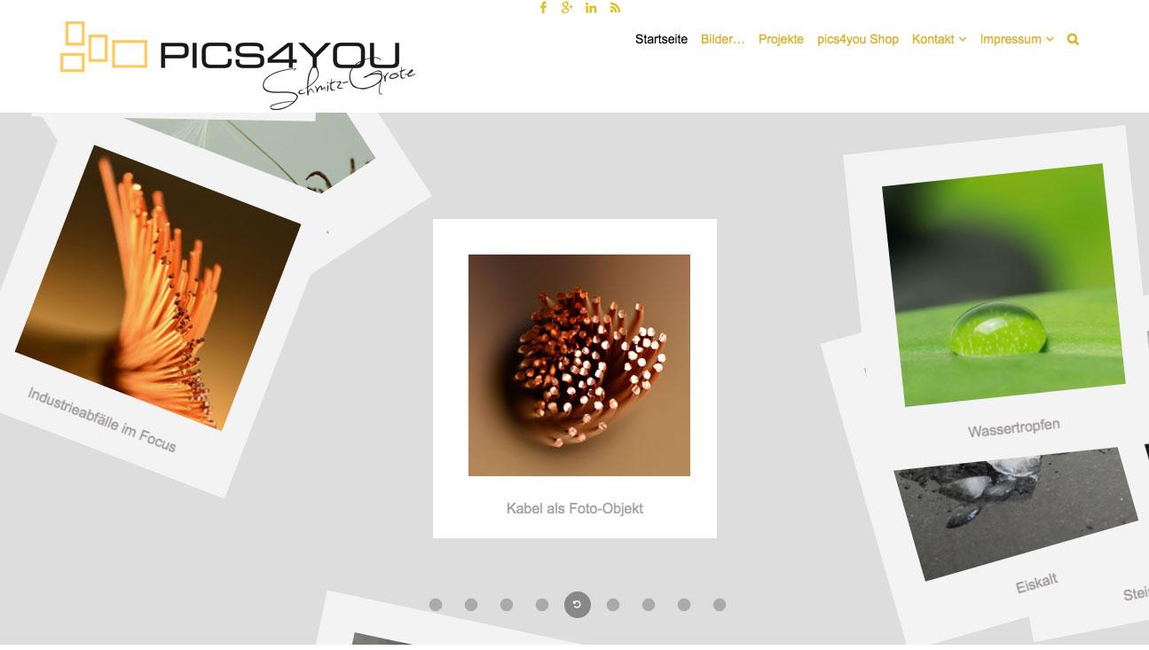 pics4you gallery Projekte und Kunden
